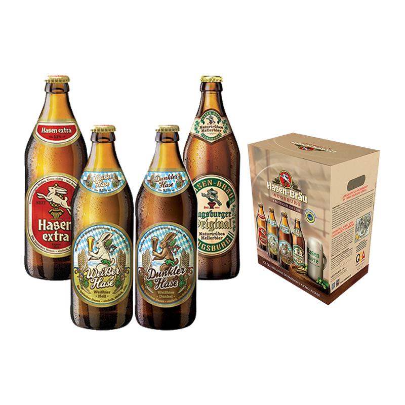 birra hasen kit degustazione