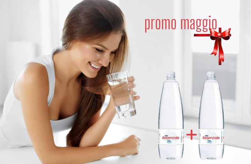 Acqua essenziale promo